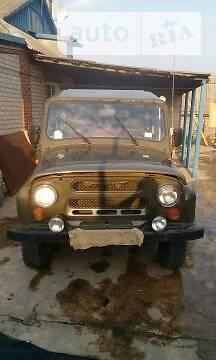 УАЗ 469Б 1989 року
