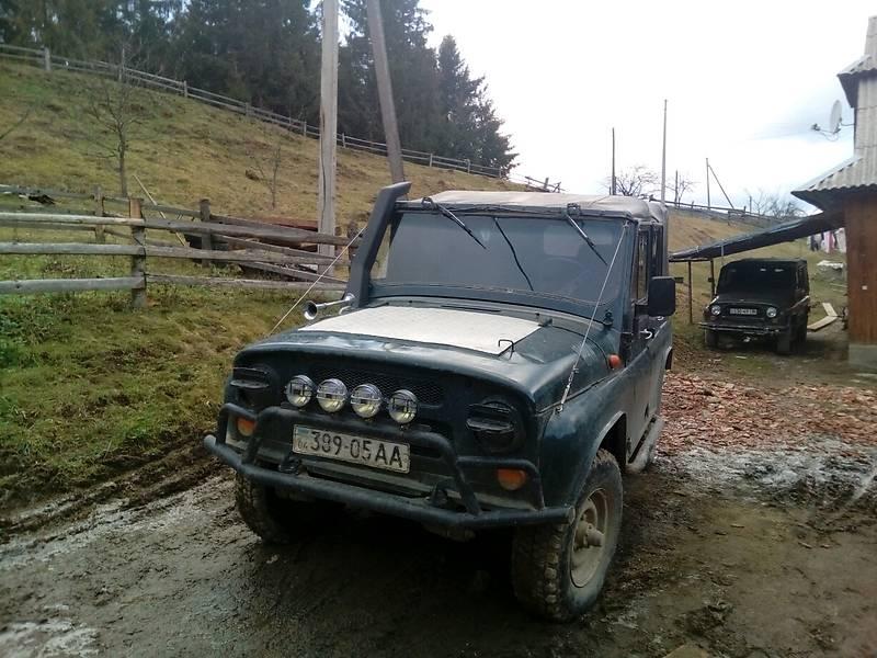 УАЗ 469Б 1986 года