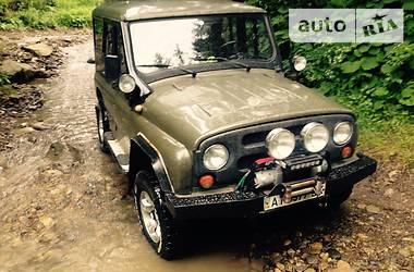 УАЗ Hunter 31519 hunter 2003