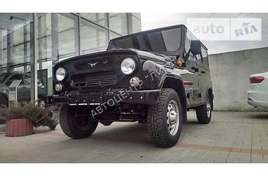 УАЗ Hunter 315195 2016