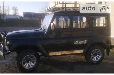 УАЗ Hunter  2009
