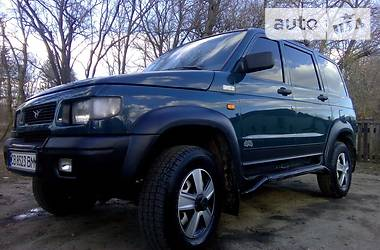 УАЗ Патриот 3162 2004