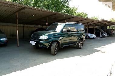 УАЗ Патриот limited 2011