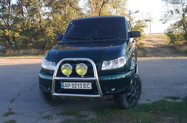 УАЗ Патриот 3163 2008