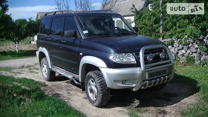УАЗ Патриот 2007 року