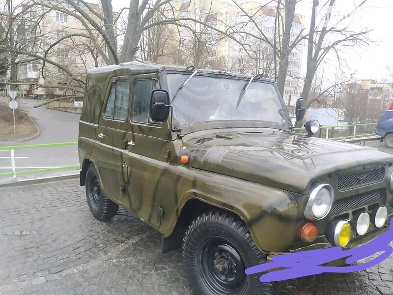 УАЗ военный