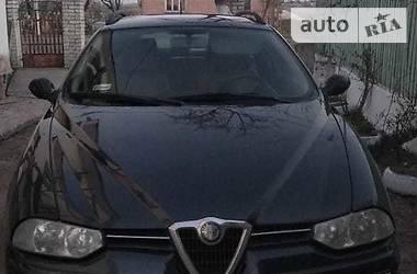 Характеристики Alfa Romeo 156 Унiверсал