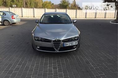 Характеристики Alfa Romeo 159 Универсал