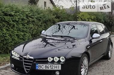 Характеристики Alfa Romeo 159 Унiверсал