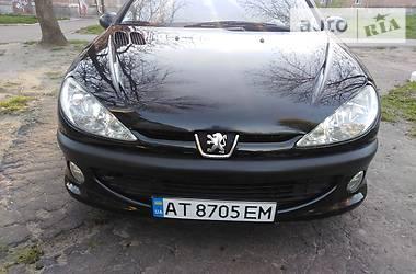 Характеристики Peugeot 206 SW Универсал