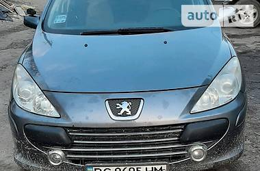 Характеристики Peugeot 307 Универсал