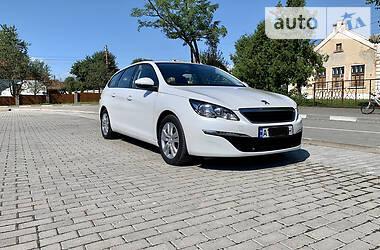 Характеристики Peugeot 308 SW Унiверсал