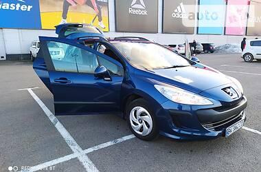 Характеристики Peugeot 308 SW Универсал