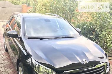 Характеристики Peugeot 308 Универсал