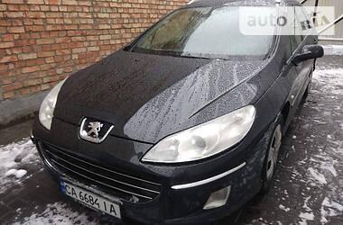 Характеристики Peugeot 407 SW Универсал