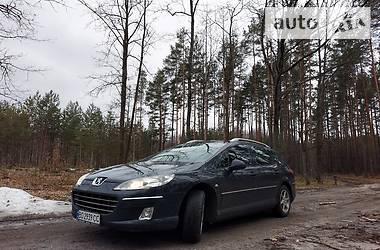 Характеристики Peugeot 407 Универсал