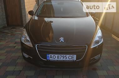 Характеристики Peugeot 508 Универсал