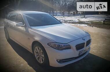 Характеристики BMW 520 Универсал