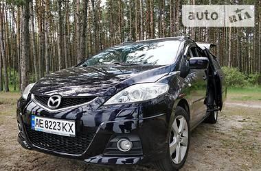 Характеристики Mazda 5 Унiверсал
