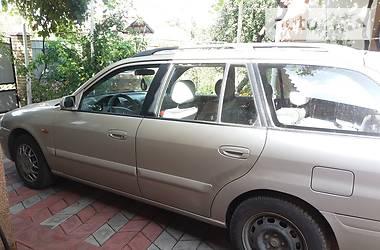 Характеристики Mazda 626 Универсал