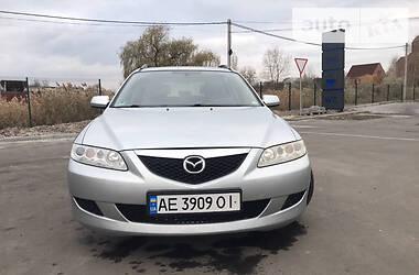 Характеристики Mazda 6 Унiверсал