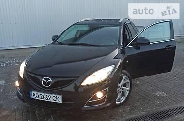Характеристики Mazda 6 Универсал