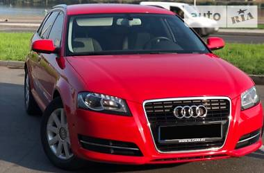 Характеристики Audi A3 Универсал