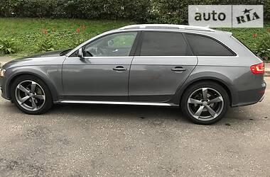 Характеристики Audi A4 Allroad Унiверсал