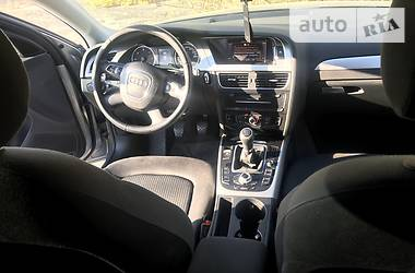 Характеристики Audi A4 Универсал