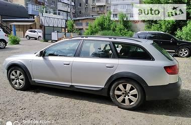 Характеристики Audi A6 Allroad Универсал