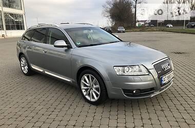 Характеристики Audi A6 Allroad Унiверсал