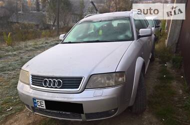 Характеристики Audi Allroad Универсал