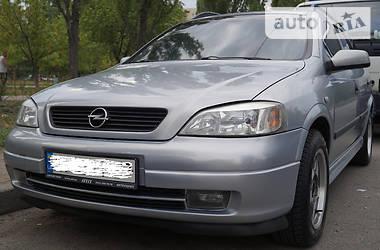 Характеристики Opel Astra F Универсал