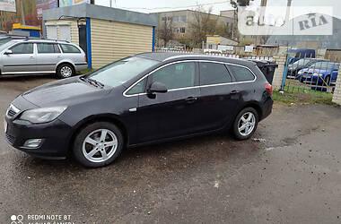 Характеристики Opel Astra G Универсал