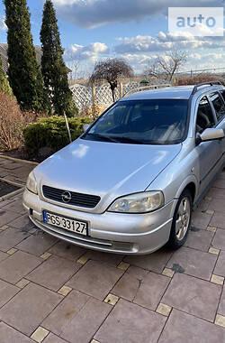 Характеристики Opel Astra G Унiверсал