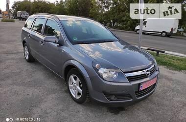 Характеристики Opel Astra H Универсал
