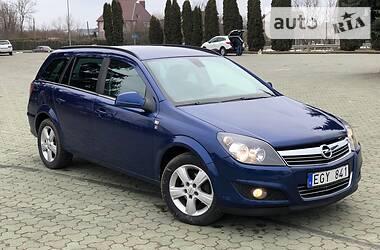 Характеристики Opel Astra H Унiверсал