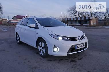Характеристики Toyota Auris Универсал