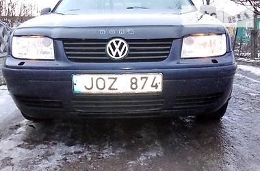 Характеристики Volkswagen Bora Унiверсал