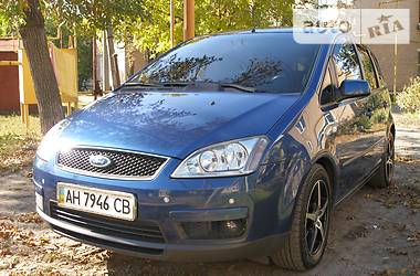 Характеристики Ford C-Max Универсал