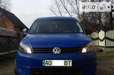 Характеристики Volkswagen Caddy груз. Унiверсал
