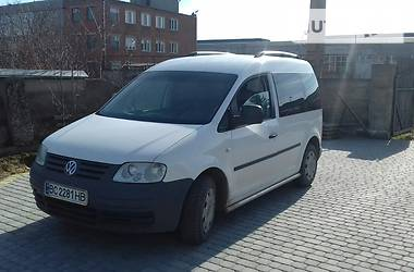 Ціни Volkswagen Caddy пасс. Унiверсал