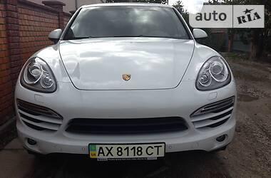 Характеристики Porsche Cayenne Универсал