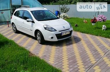 Характеристики Renault Clio Универсал