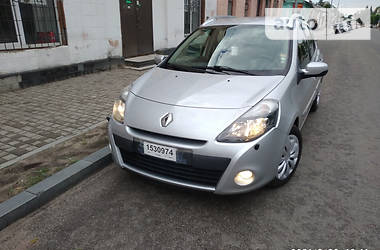 Характеристики Renault Clio Унiверсал