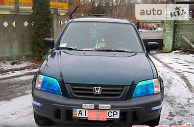 Характеристики Honda CR-V Унiверсал