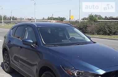 Характеристики Mazda CX-5 Универсал