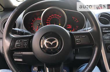 Характеристики Mazda CX-7 Универсал