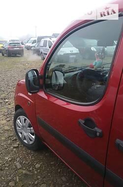 Характеристики Fiat Doblo Panorama Унiверсал