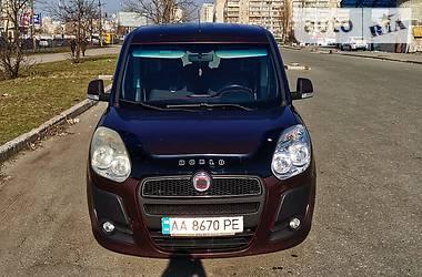 Характеристики Fiat Doblo Panorama Универсал